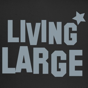 living large Plus Size - Trucker Cap