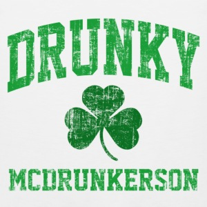 Drunky McDrunkerson T-Shirts - Men's Premium Tank