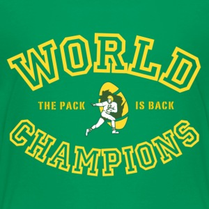 World Champion  green - Toddler Premium T-Shirt