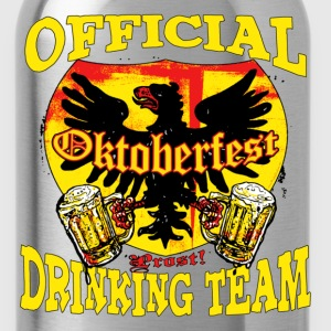 Oktoberfest Drinking Team - Water Bottle