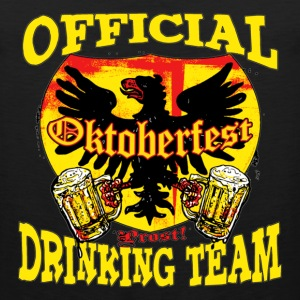Oktoberfest Drinking Team - Men's Premium Tank