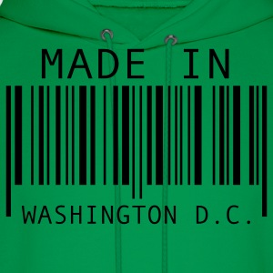 Sage Made in Washington D.C. T-Shirts - Men's Hoodie