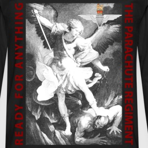 Parachute Regiment - Saint Michael - Men's Premium Long Sleeve T-Shirt