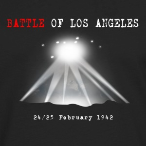 Battle Los Angeles 1942 - Men's Premium Long Sleeve T-Shirt