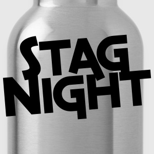stag night T-Shirts - Water Bottle