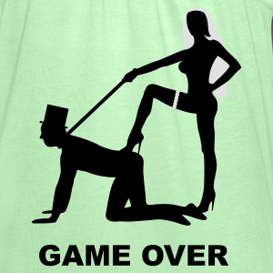 game over marriage matrimory wedlock fog haze double heiht heyday nuptials wedding zenith dominatrix lash whip slave bondman sex T-Shirts - Women's Flowy Tank Top by Bella