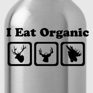 Eat Organic T-Shirts - Water Bottle