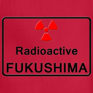Radioactive FUKUSHIMA - Adjustable Apron