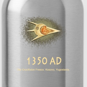 UFO 1350 AD Ancient Astronauts - Water Bottle