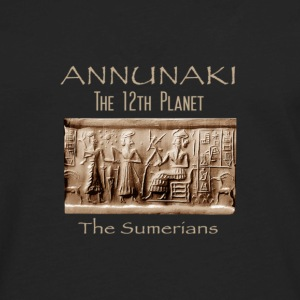 Annunaki 12th Planet - Men's Premium Long Sleeve T-Shirt