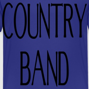 country_band Kids' Shirts - Toddler Premium T-Shirt