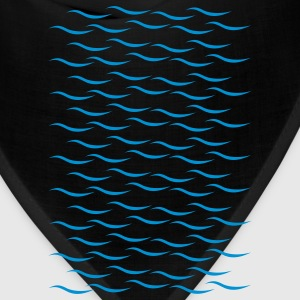 water T-Shirts - Bandana