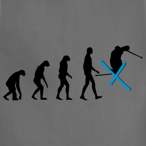 evolution ski T-Shirts - Adjustable Apron