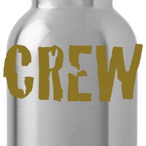 crew T-Shirts - Water Bottle