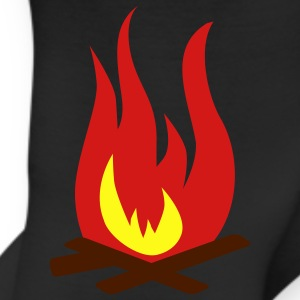 Fire campfire Kids' Shirts - Leggings
