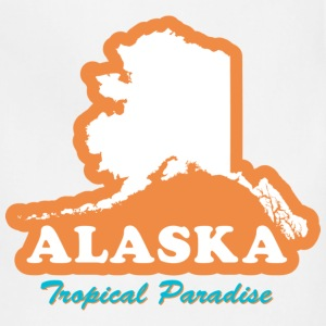 Alaska - Tropical Paradise T-shirt - Adjustable Apron