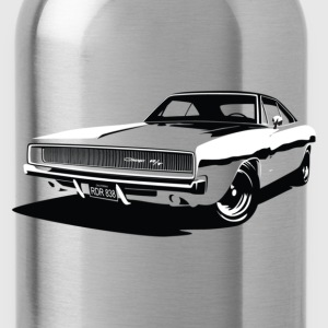 Charger T-Shirts - Water Bottle