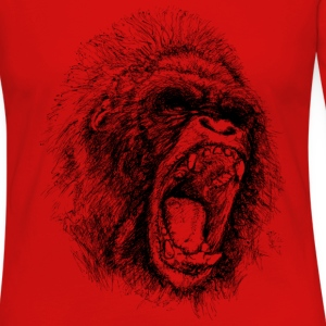 gorrilla - Women's Premium Long Sleeve T-Shirt