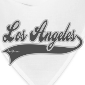 los angeles california T-Shirts - Bandana