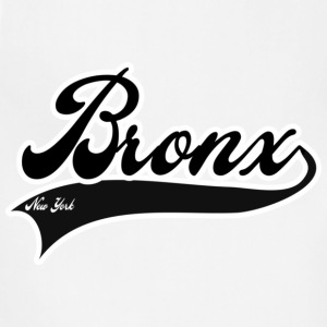 bronx new york T-Shirts - Adjustable Apron