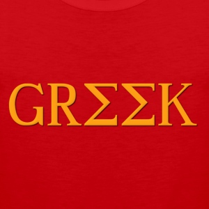Greek T-Shirts - Men's Premium Tank