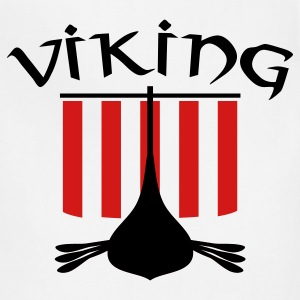 Viking T-Shirts - Adjustable Apron
