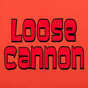 Loose Cannon -- Archer T-Shirts - Tote Bag