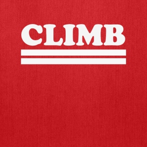 climb T-Shirts - Tote Bag