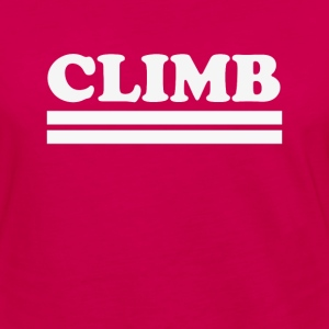 climb T-Shirts - Women's Premium Long Sleeve T-Shirt