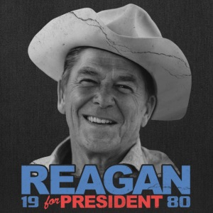 Reagan 1980 President T-Shirts - Tote Bag