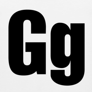 Gg T-Shirts - Men's Premium Tank