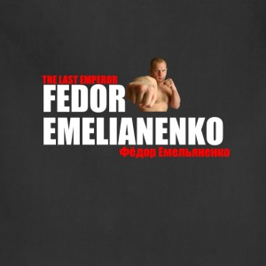 Fedor Emelianenko Shirt - Adjustable Apron