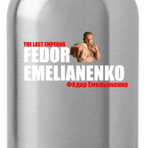 Fedor Emelianenko Shirt - Water Bottle
