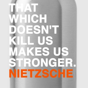 Nietzsche T-Shirts - Water Bottle