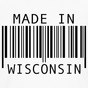Made in Wisconsin T-Shirts - Men's Premium Long Sleeve T-Shirt