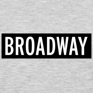 Broadway New York T-shirt - Men's Premium Long Sleeve T-Shirt