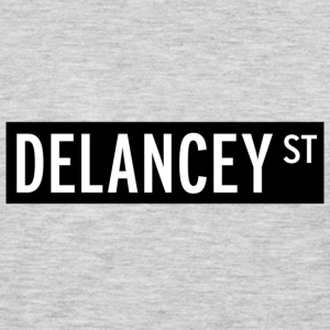 Delancey Street New York T-shirt - Men's Premium Long Sleeve T-Shirt