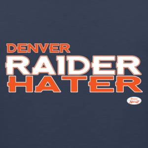 denver_raider_hater T-Shirts - Men's Premium Tank
