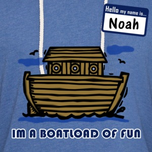 Boatload of Fun - Unisex Lightweight Terry Hoodie