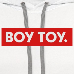 Boy Toy (2c) T-Shirts - Contrast Hoodie