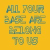 All Your Base Are Belong To Us T-Shirts - Men's Premium T-Shirt