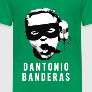 Dantonio Banderas Kids' Shirts - Toddler Premium T-Shirt