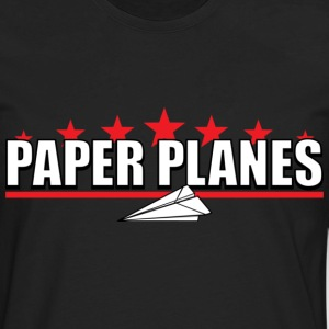 Paper Planes - Men's Premium Long Sleeve T-Shirt