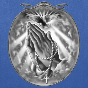 Praying Hands by RollinLow T-Shirts - Tote Bag
