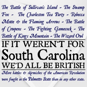 South Carolina British - Bandana