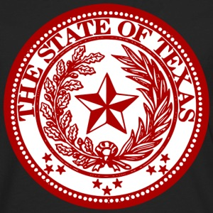 Texas Red Seal - Men's Premium Long Sleeve T-Shirt