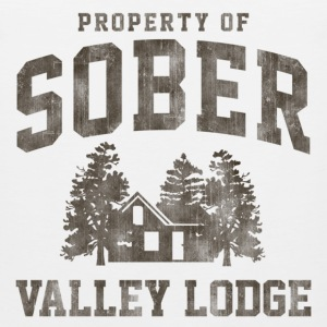 Sober Valley Lodge T-Shirts - Men's Premium Tank
