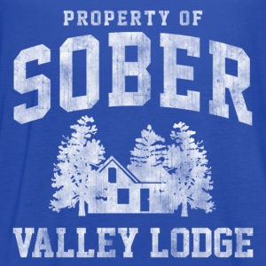 Sober Valley T-Shirts - Women's Flowy Tank Top by Bella