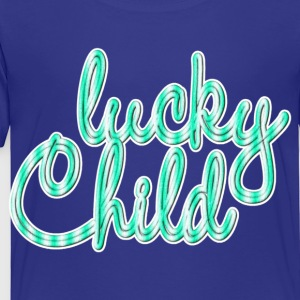LUCKY CHILD | children's shirt - Toddler Premium T-Shirt
