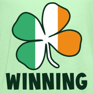 Winning Irish T-Shirts - Women's Flowy Tank Top by Bella